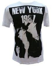 "MG Black Label Men's New York T-Shirt Made in USA TS26 ""Medium"""