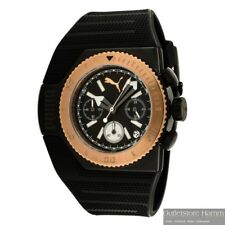 PUMA Uhr Turbo Bronze PU101931004 Herren Armbanduhr Chronograph