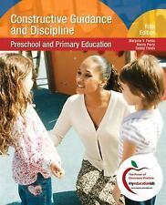 Constructive Guidance and Discipline: Preschool and Primary Education 5th Editi