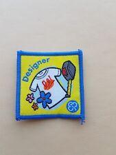 Brownie Badge - Designer