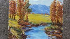 Landscape with Creek, Owens Valley