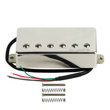 OriPure Alnico 5 Electric Guitar Pickup Humbucker Bridge Pickup for LP/SG Guitar