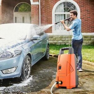 1200W Car Cleaner Tool and High Pressure Washer Electric Cleaner matchine