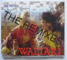 WALTARI - So fine (The remixes) - 3-Track Maxi-CD