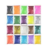 10 Colors Luminous Powder Resin Pigment Dye UV Resin Epoxy Jewelry Making C1T5