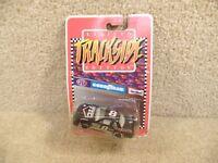 New 1992 Trackside Funstuff 1:64 Scale Diecast NASCAR Jeff Burton TIC Financial