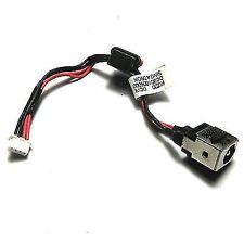 Dc Puissance Douille Jack Et Câble Fil Câblé Dc297 Dell Inspiron Mini 9, 10