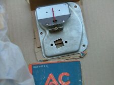 1946-47 Oldsmobile ampere gauge, NOS! battery, charging, amps