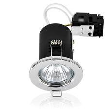 Modern Fire Rated LED GU10 Downlight Recessed Ceiling Spotlights Spot Lights