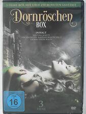 Dornröschen Box - Sammlung Legend of Sleeping Beauty, Snow White, Schneewittchen