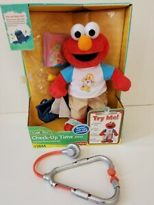 Check-up Time ELMO 2004 New Open Box!
