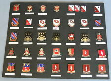 Military Engineer Insignia Crest Lot of 36 Pins