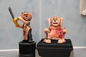 Bad Taste Bears Stitch & Slash Ltd Ed of 500 + Cert & Art from Massacre Event