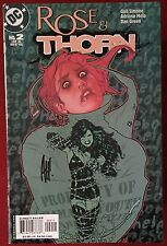 Rose & Thorn #2 - Signed By Adam Hughes - Comic Book - From DC Comics