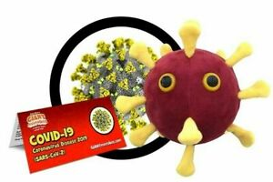 Giant Microbes Pandemic C0R0NAVIRUS - C0VID 19