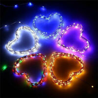 20M 200LED Solar Power Fairy Lights String Lamps 8Modes Home Party Xmas Decor US
