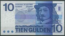 Niederlande 10 Gulden 1968, KM 91 b, Frans Hals, kassenfrisch (K139)