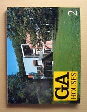 GA Houses #2, Marcel Breuer, Sverre Fehn, Arthur Erickson, Michael Graves, etc.