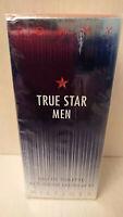 True Star Men Tommy  Hilfiger 100 ml toilette Pour Homme Spray Men EDT VINTAGE