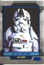 Star Wars Galactic Files Blue Parallel #341 AT-AT Driver