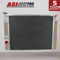 ASI 3Row Aluminum Radiator FOR Holden Commodore VB VC VH VK V8 1979-1986 MT/AT