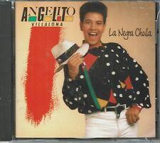 Angelito Villalona  La Negra Chula  BRAND NEW SEALED CD