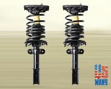 05-09 Buick Allure Lacrosse Regal Rear Complete Shock Strut Coil Assembly Pair