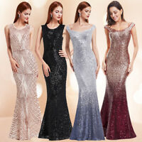 Ever-Pretty Mermaid Fishtail Prom Gown Long Evening Dresses Chiristmas 08999