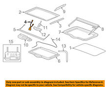 GM OEM Sunroof-Cable 89044586