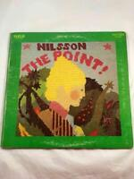 Nilsson - The Point! * 1970 RCA LSPX-1003 Rock LP w/Comic Book
