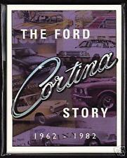 La Ford Cortina Story 1962-1982 - Originale Cartoline da Collezione Mk 1 2 3 4 &