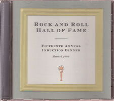 rock & roll hall of fame 15th induction cd eric clapton bonnie raitt moonglows