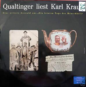 LP / Qualtinger  /  Selten /