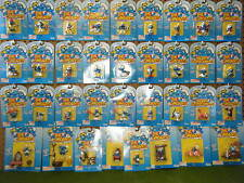 1996 IRWIN MOC SMURF FIGURE COLLECTION LOT OF 36  *NEW*