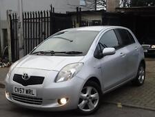 Toyota Yaris 1.4 D-4D T Spirit 2007 *£30 YEAR TAX*2 KEYS*WARRANTED MILEAGE*P/X