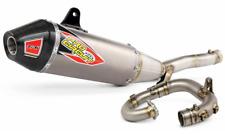 Pro Circuit Ti-6 Titanium Exhaust System-Yamaha-YZF 250-17