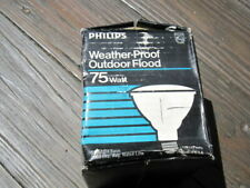 New listing Brand new Philips weather proof Outdoor Flood Light 75W 115-125 Volt