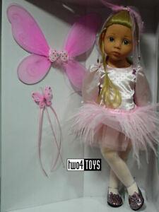 "Gotz HAPPY KIDZ PLAY DOLL MARIE FAIRY - BENDABLE LEGS /ARMS 50cm / 19.8"" NRFB"