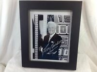 BOB BARKER signed autographed THE PRICE IS RIGHT 8 x 10 photo 11 X 13 Frame