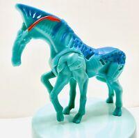 Avatar Direhorse Horse Vintage McDonalds 2009 Toy Lights Up The Lights Flash 005