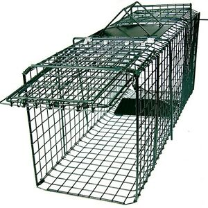 Small Humane Animal Pest Possum Cat Trap