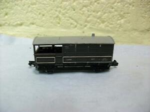 20 Ton Goods Brake Van 114926 BR Grey By Graham Farish No 3105 'N' Gauge