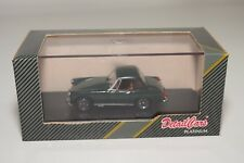 Q DETAILCARS DETAIL CARS 423 MG MIDGET MK IV 1969 WITH HARD TOP GREEN MINT BOXED