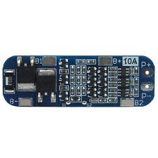 3 string 11.1V 12V 12.6V battery protection board 10A current limit O8K8 L7B8