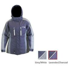 Ice Armor by Clam Womens Glacier Float Parka X-Large (Xl/Grey/White) 12763