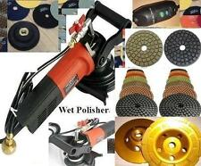 Wet Concrete Granite Polisher Best Quality Polishing 28 Pad 2 Damo Buff 2 Cup