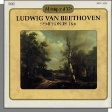 Musique d'Or 24: Beethoven - Symphonies Nos. 1 & 6 - New Classical Music CD!