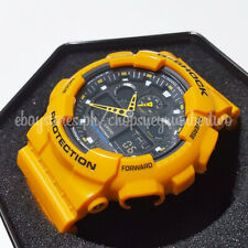 Casio G-Shock Analog & Digital Watch » GA100A-9A iloveporkie COD PAYPAL GShock