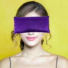 Catnap Wraps Lavender Eye Pillow - Scented Silk Yoga Eye Bag Aromatherapy