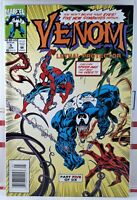 VENOM LETHAL PROTECTOR #5 NEWSSTAND VARIANT RIOT Agony LASHER Phage Spiderman VF